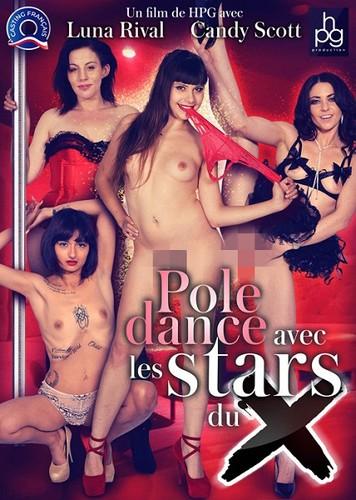 Pole dance avec les stars du X / Striptease with pornstars (2020)